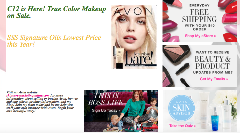 Buy Avon Online with DKBeautyBiz-Shop Avon with Denise | DKBeautyBiz
